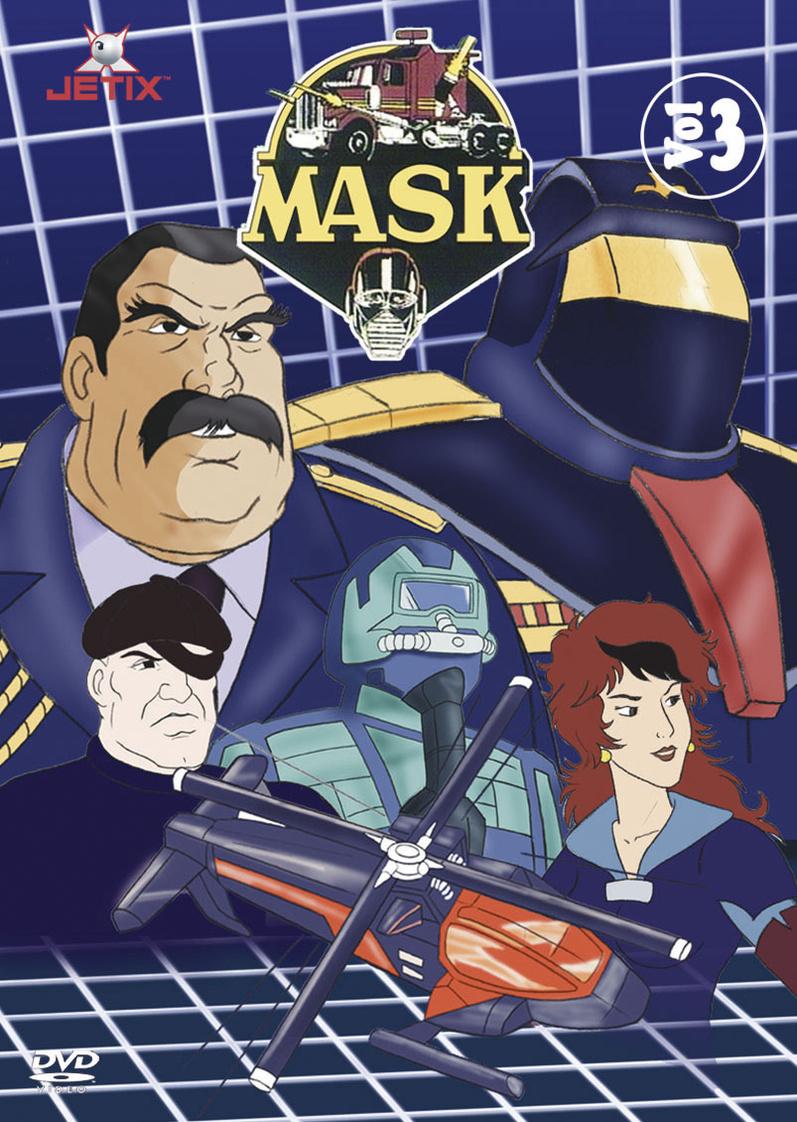 MASK - Vol. 3