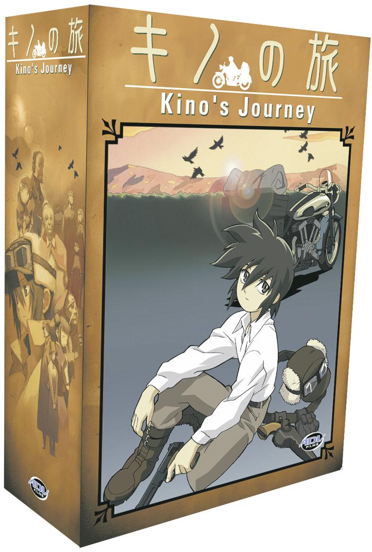 Kino´s Journey - Sammelbox Vol. 1 - Wanderer au...