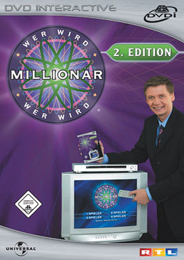 Wer wird Millionär? 2 - DVD Game