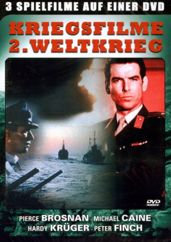 Kriegsfilme 2. Weltkrieg (3 Filme)