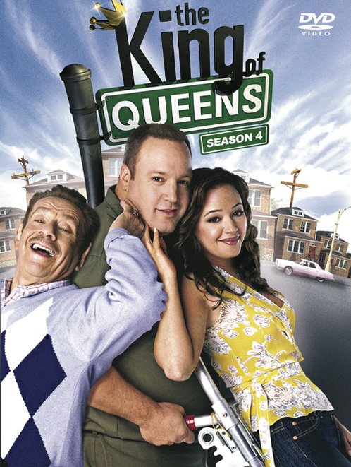 The King of Queens - Season 4 [4 DVD]