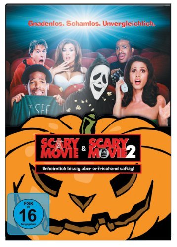 Scary Movie 1 und 2 [2 DVDs]
