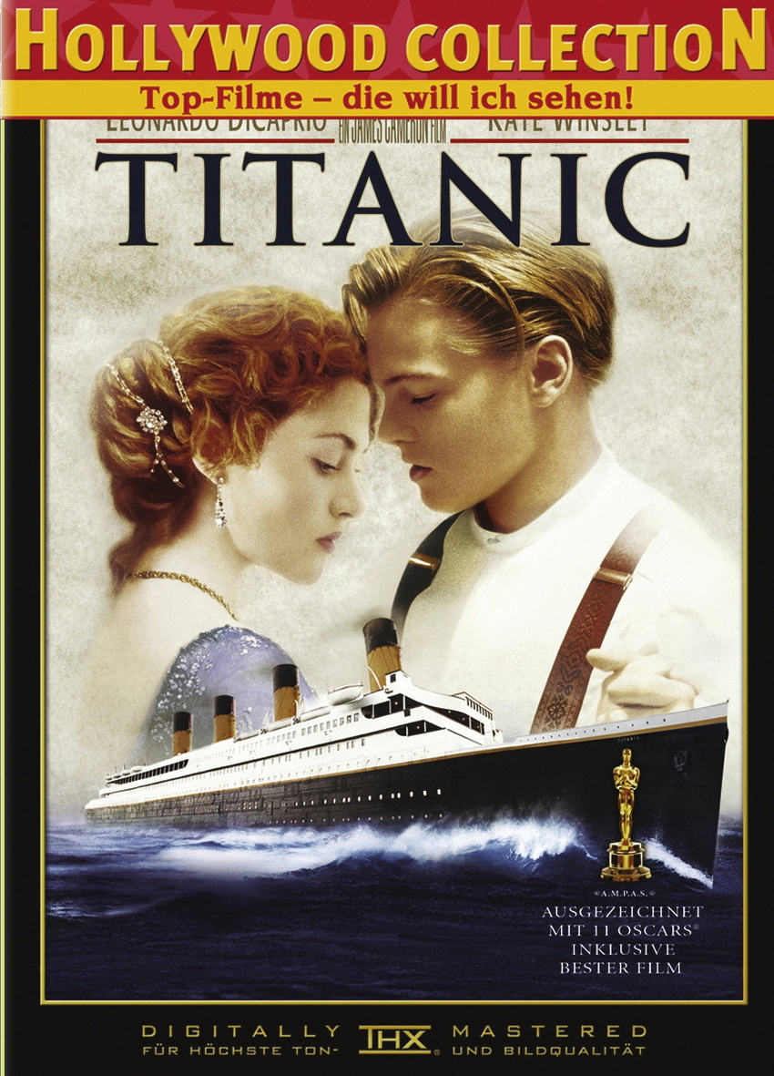Titanic Special Edition (2 DVD´s)