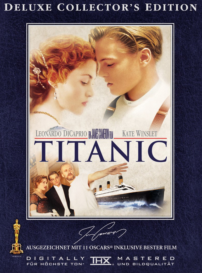Titanic Deluxe Collector´s Edition