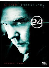24 - Season 3 [7 DVDs, Box Set]