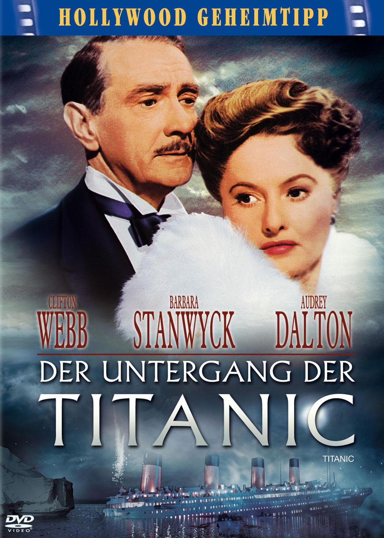 Untergang der Titanic, Der