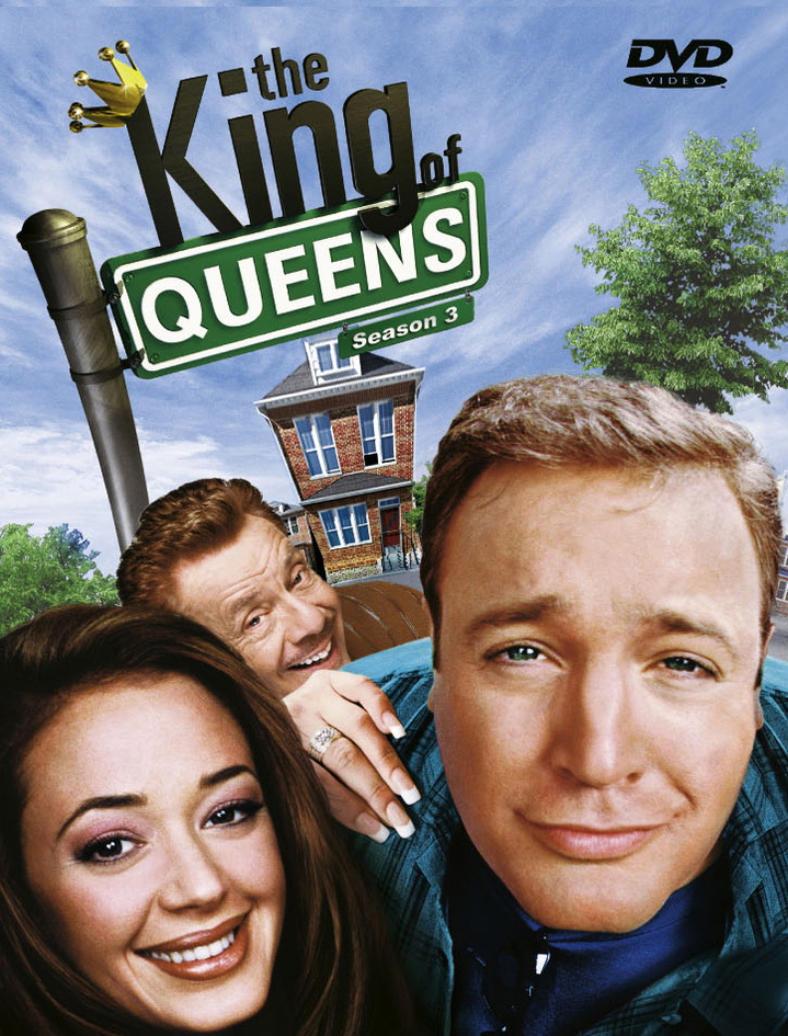 The King of Queens - Season 3 [4 DVD]
