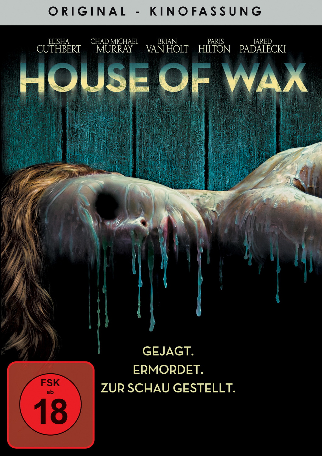 House of Wax - Paris Hilton