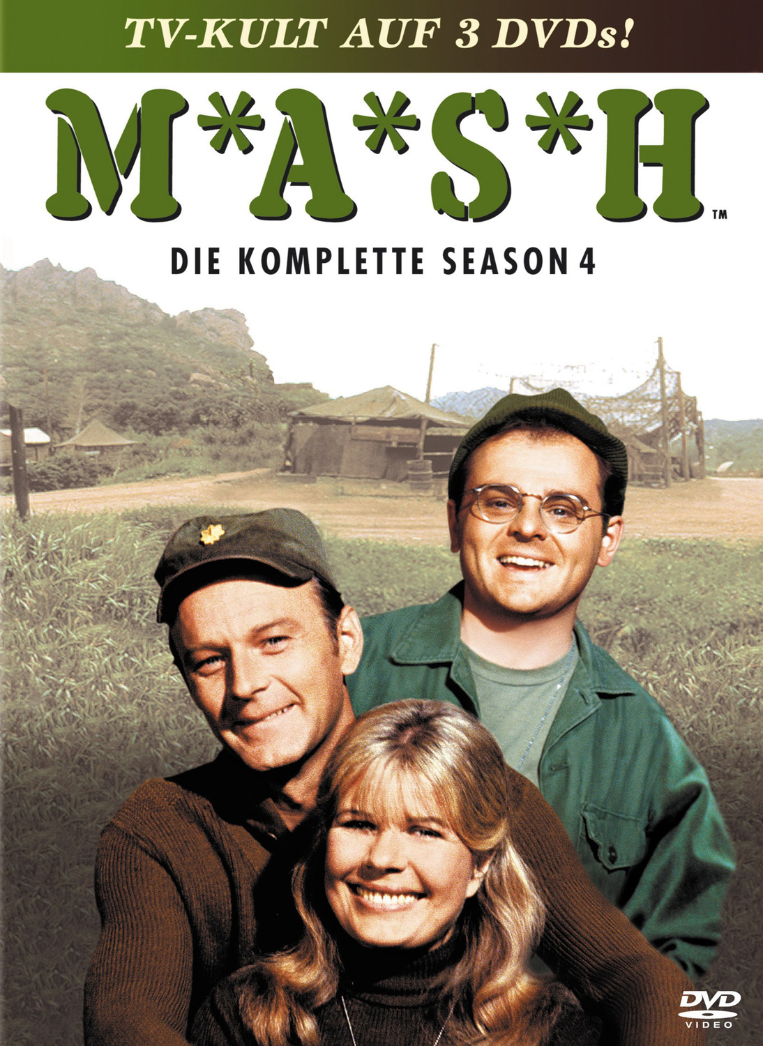 MASH - Season 4 Box (3 DVDs)