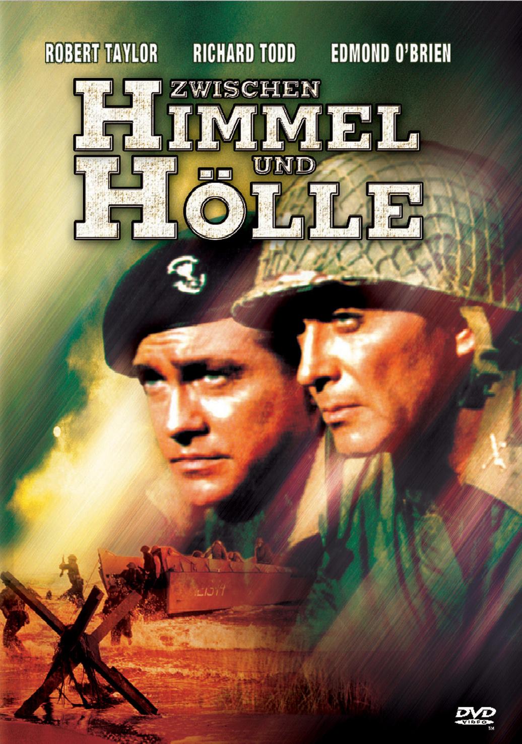 Zwischen Himmel und Hölle (1956) D-Day the Sixth of June