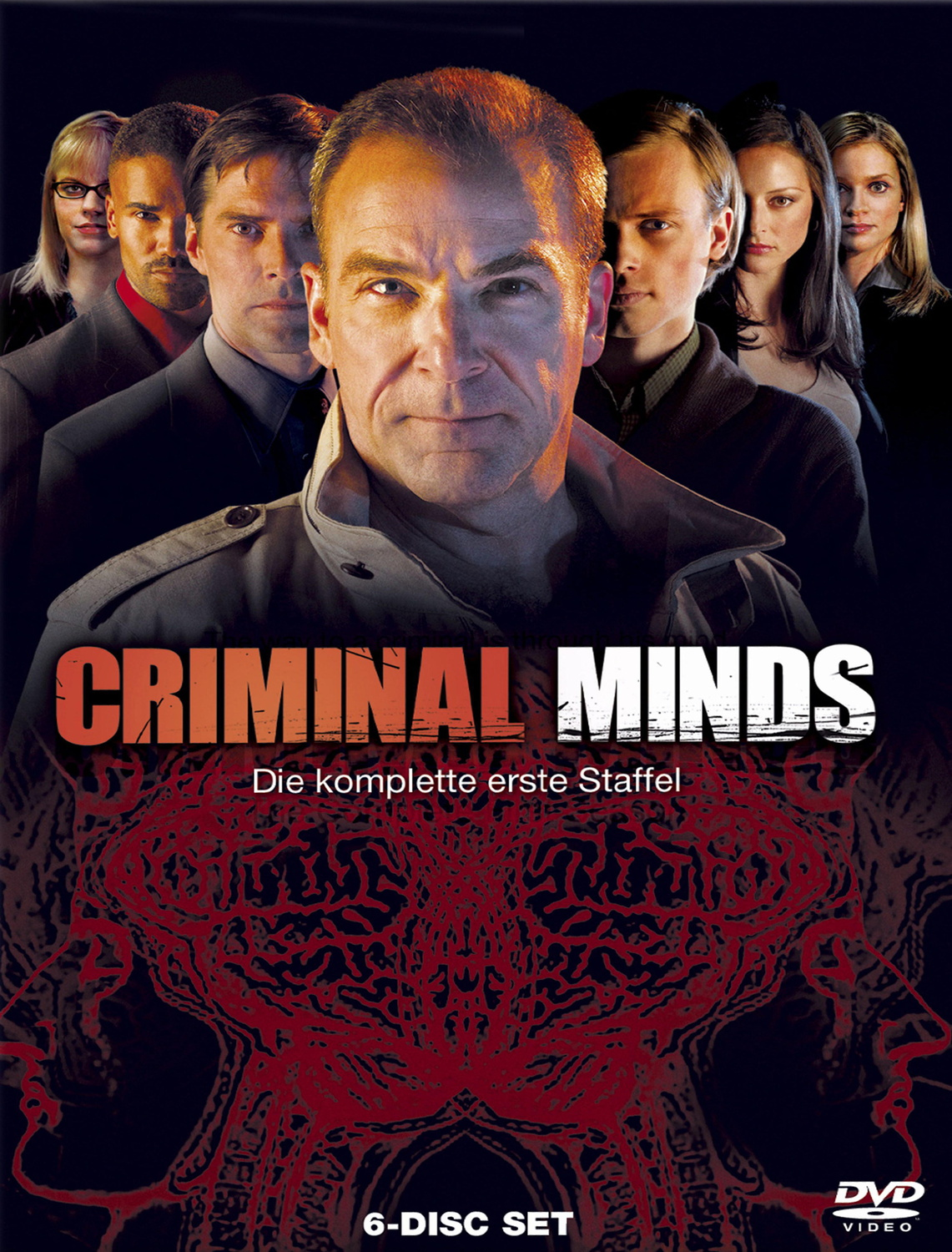 Criminal Minds: Staffel 1 [6 DVDs]