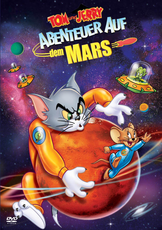 Tom & Jerry - Abenteuer auf d. Mars