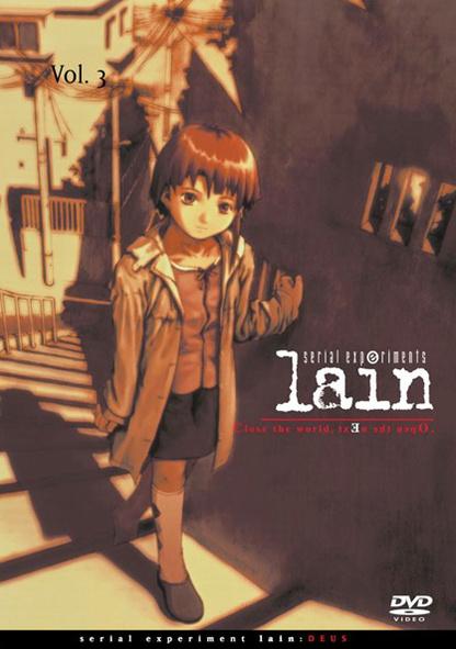 Lain - Serial Exper. Vol.3