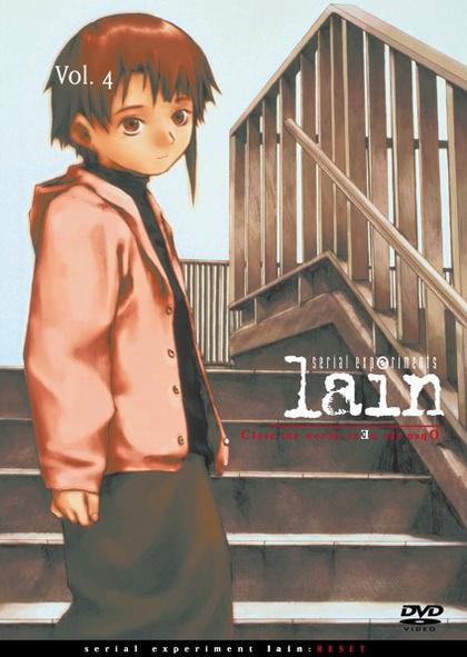 Lain - Serial Exper. Vol.4