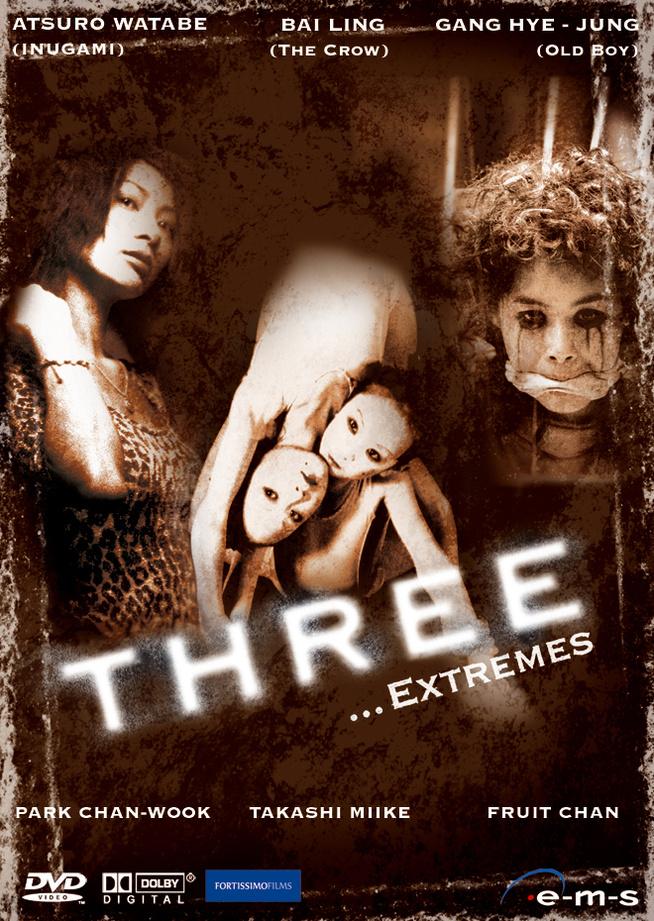 Three ... Extremes (1DVD)