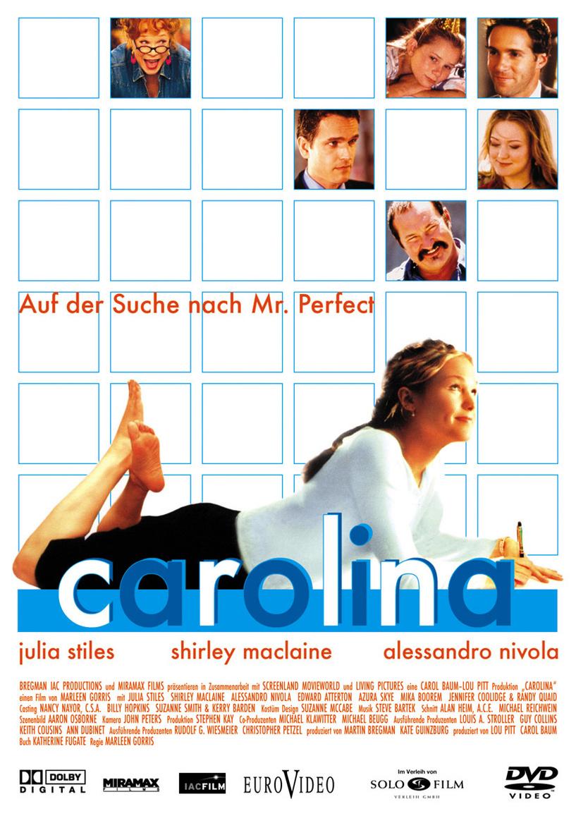Carolina Auf der Suche nach Mr. Perfect