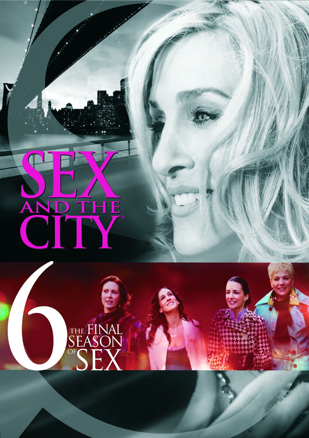 Sex and the City Season 6 Box Set - The Final S...