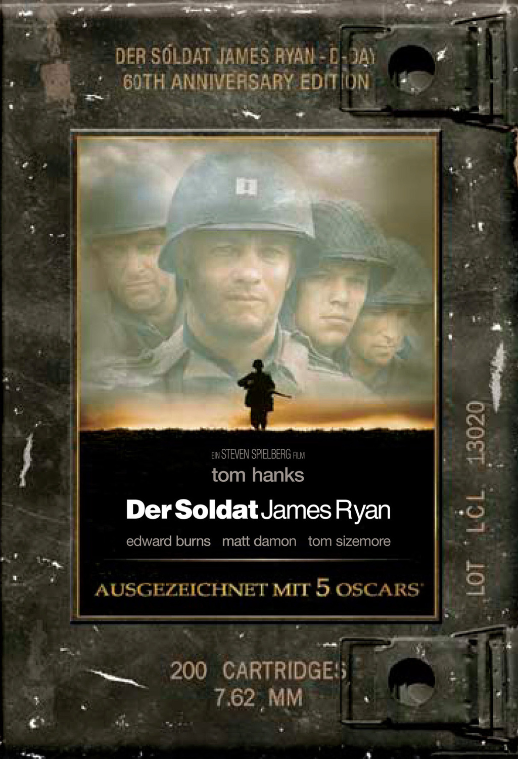 Soldat James Ryan D-Day 60th(2DVDs) Anniversary Edition