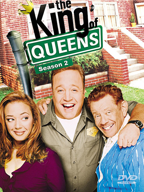 The King of Queens - Season 2 [4 DVD]