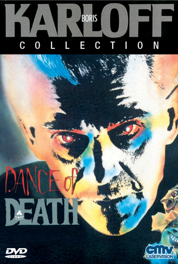 Dance Of Death - Boris Karloff Collection