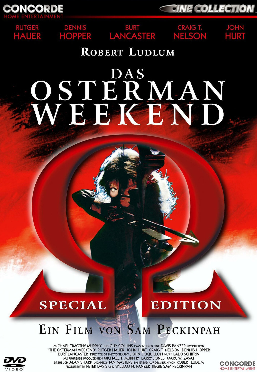 Osterman Weekend, Special Edition