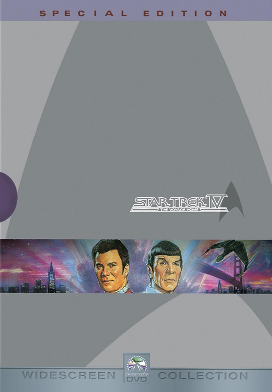 Star Trek 4 - Zurück in die Gegenwart (Special Edition, 2DVDs)