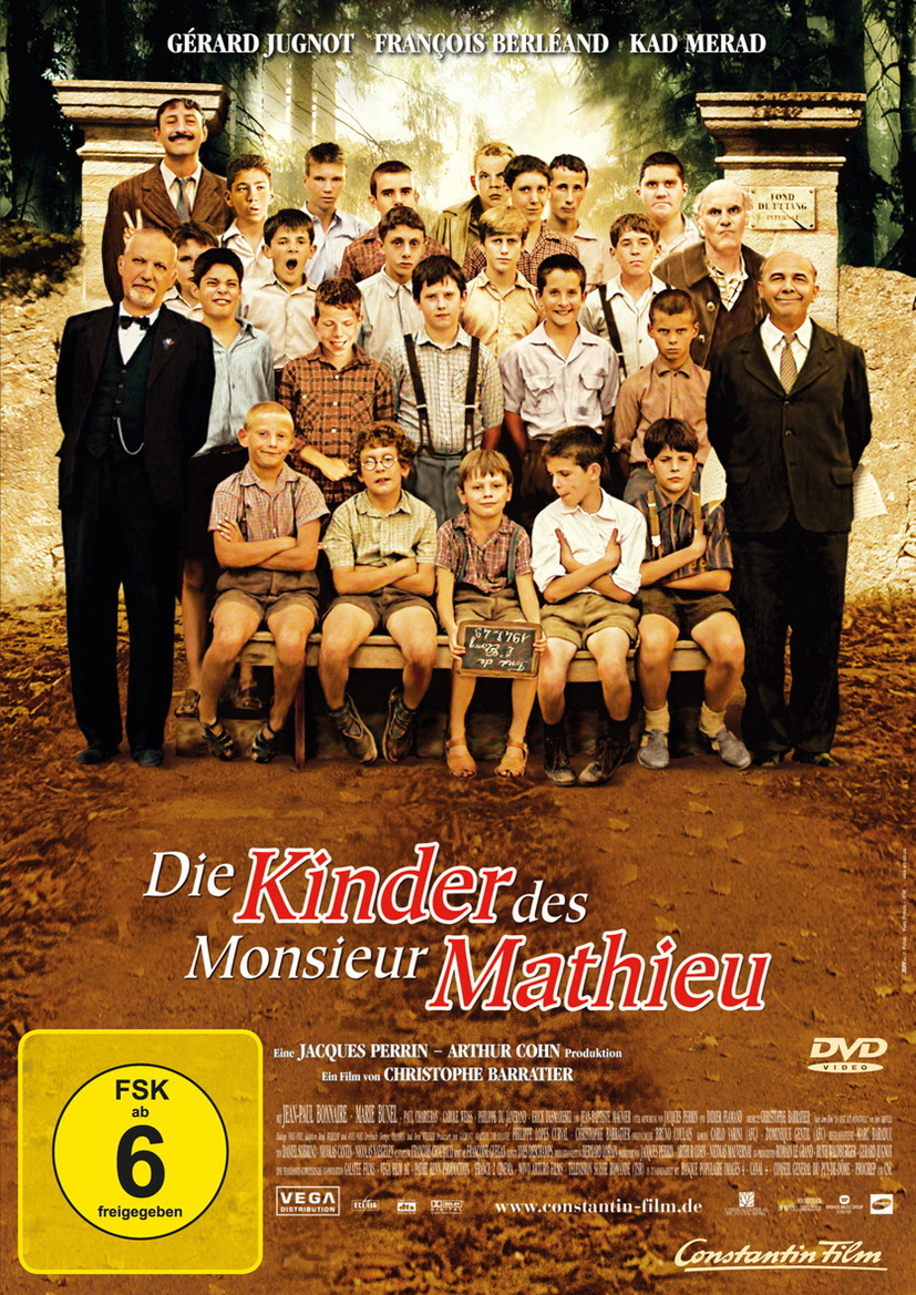 Kinder des Monsieur Mathieu