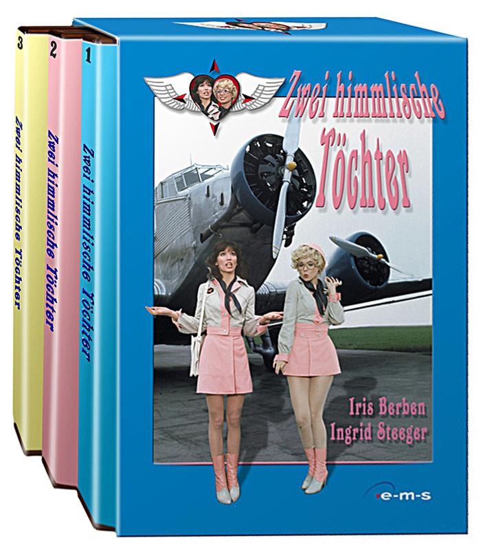 Zwei himmlische Töchter Box (3DVD)