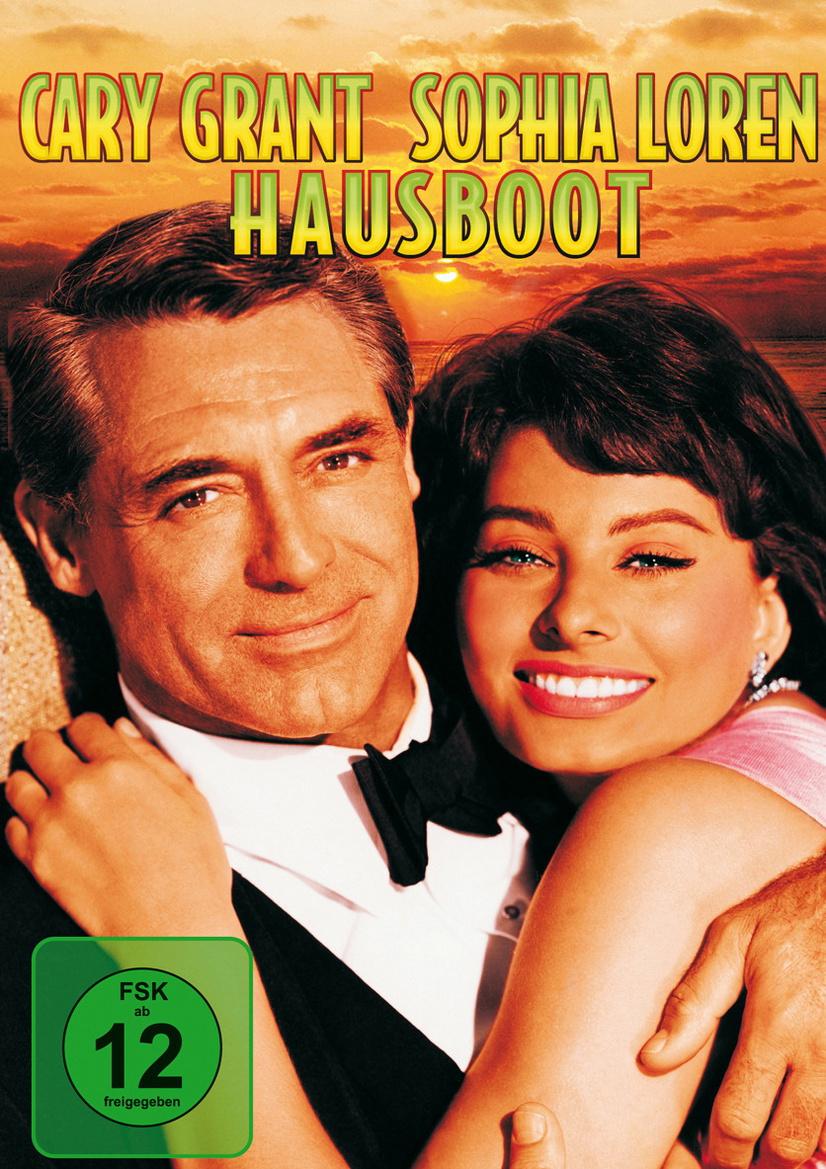 Hausboot (C. Grant / S. Loren)