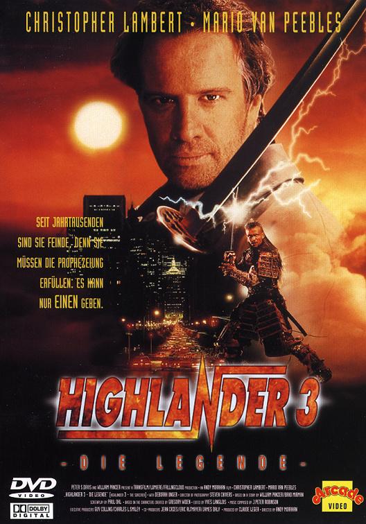 Highlander 3: Die Legende