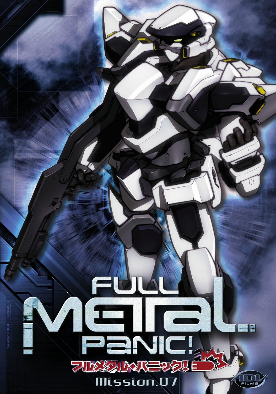 Full Metal Panic! Mission.07