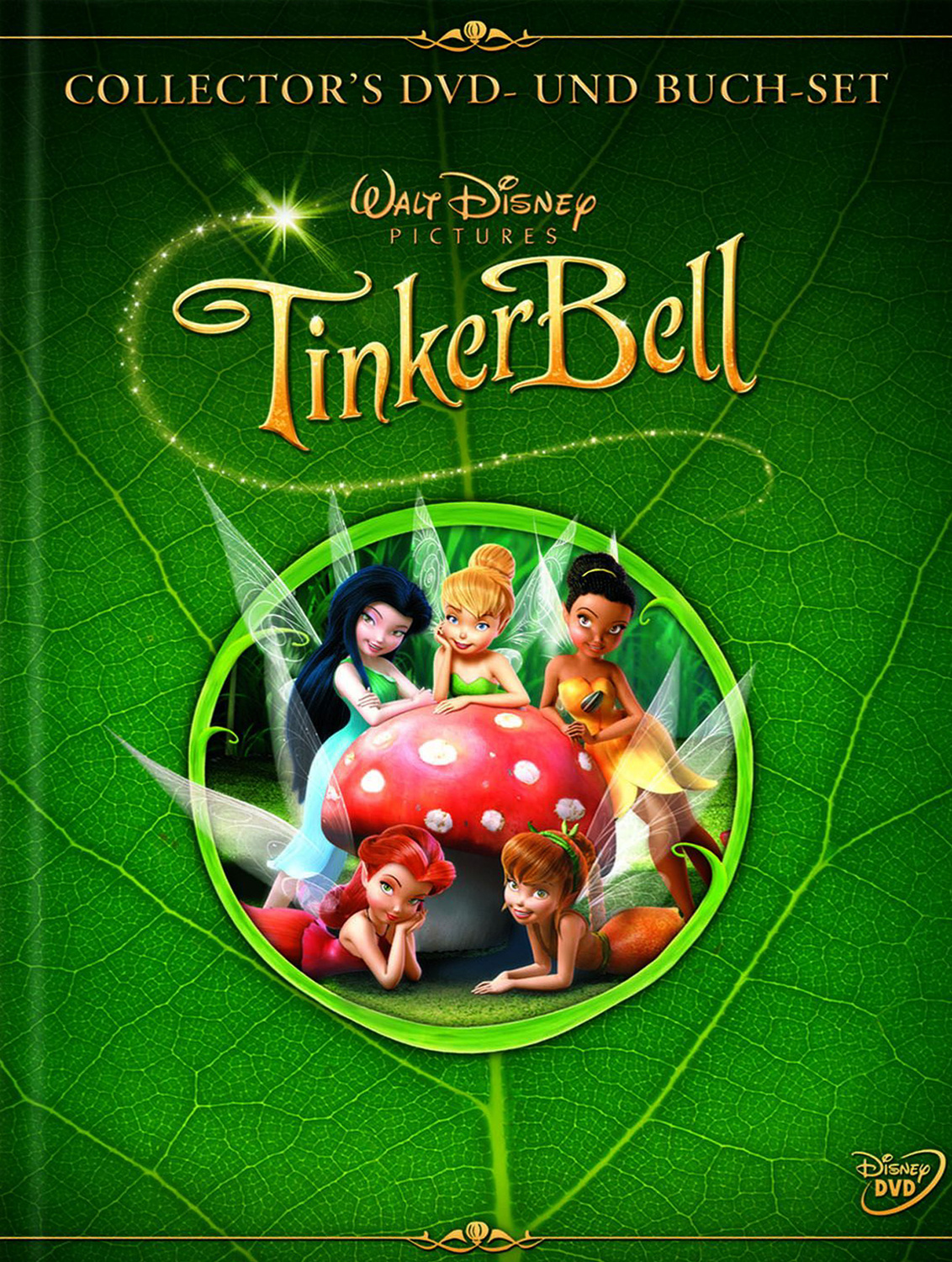 TinkerBell [Collectors Edition inkl. Buch]