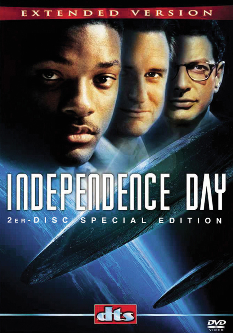 Independence Day [2 DVDs, Special Edition]