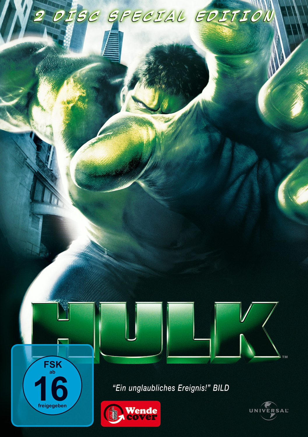 Hulk [2 Disc, Special Edition]