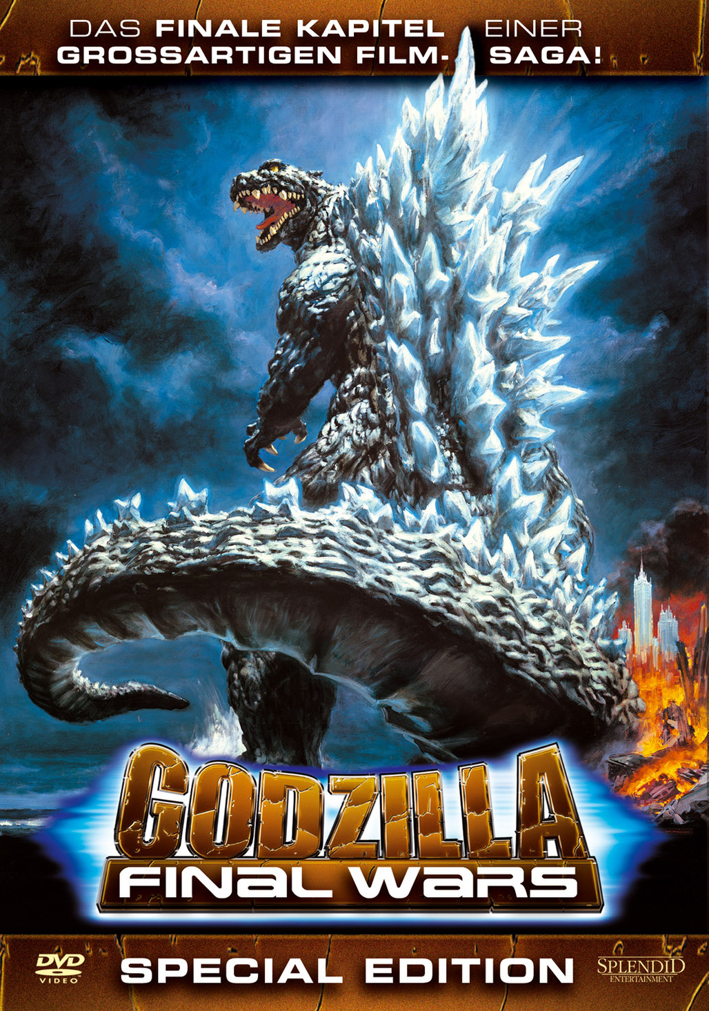 Godzilla - Final Wars SE