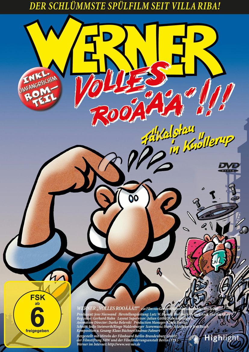 Werner - Volles Rooäää!