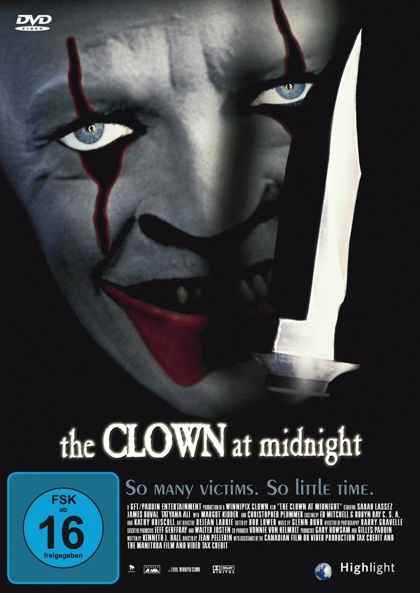 Clown at Midnight, The