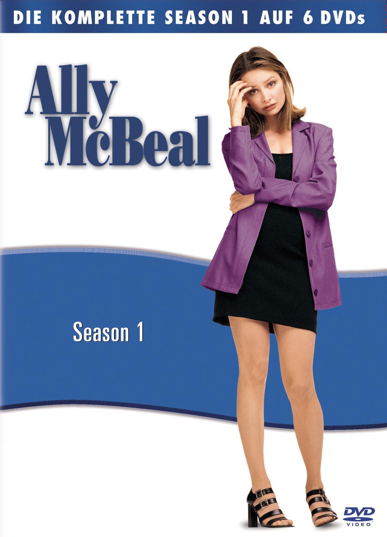 Ally McBeal - Season 1 (complete)