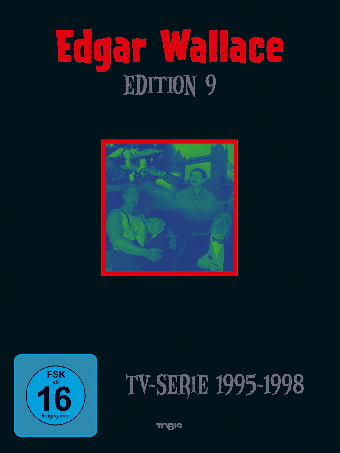 Edgar Wallace Edition 9 [4 DVDs]