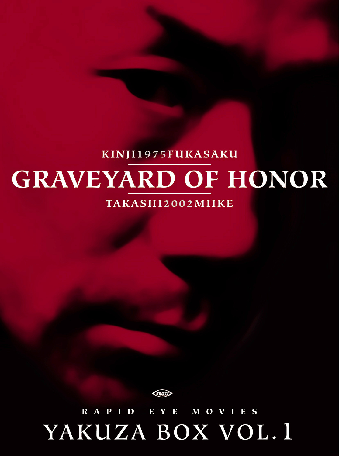Graveyard Of Honour (2 DVDs) Yakuza Box Vol.1