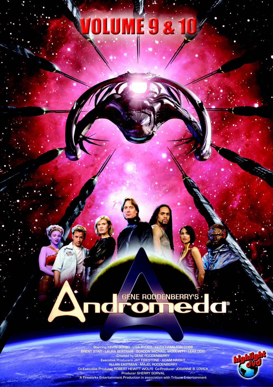 Andromeda: Season 1 - Vol. 9 & 10