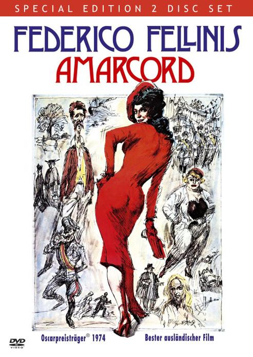 Amarcord SE (2 DVD´s)
