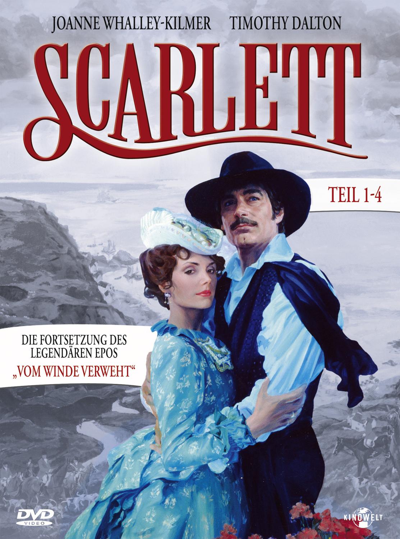 Scarlett Teil 1-4 (2er Digipak)