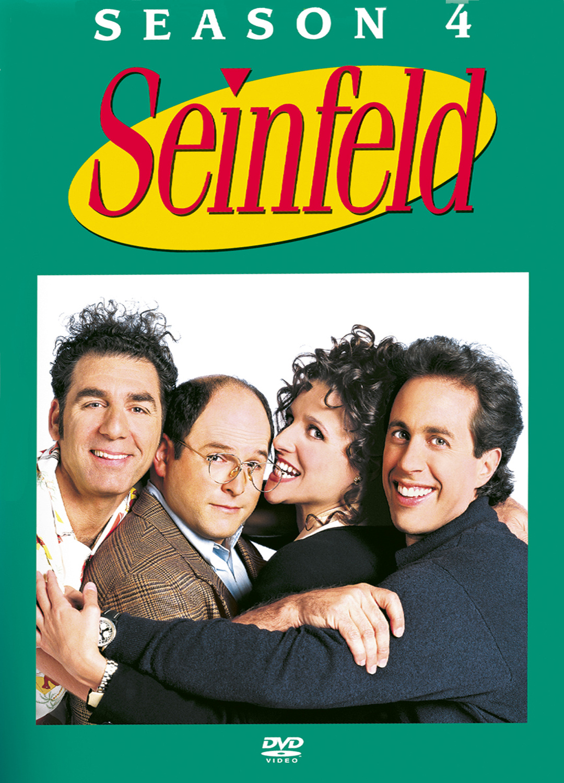 Seinfeld - Season 4 (4 DVD´s)
