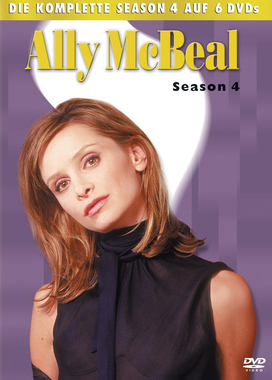 Ally McBeal - Season 4 (complete)