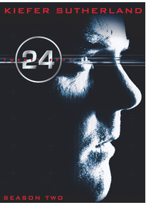 24-Twenty Four - Season 2 [7 DVDs, Box Set]