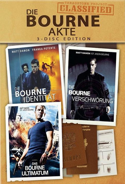 Die Bourne Akte