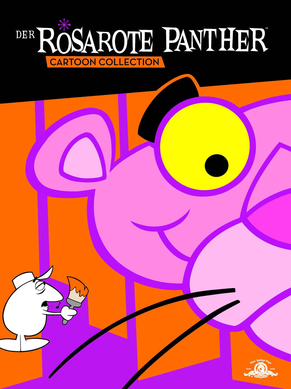 Rosarote Panther - Cartoon Coll. (1964-2004)