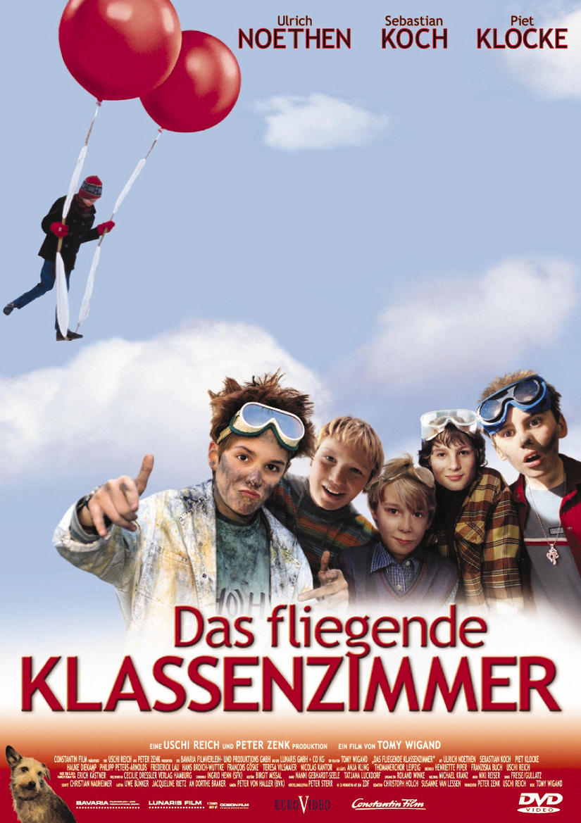 fliegende Klassenzimmer, Das (Neu)