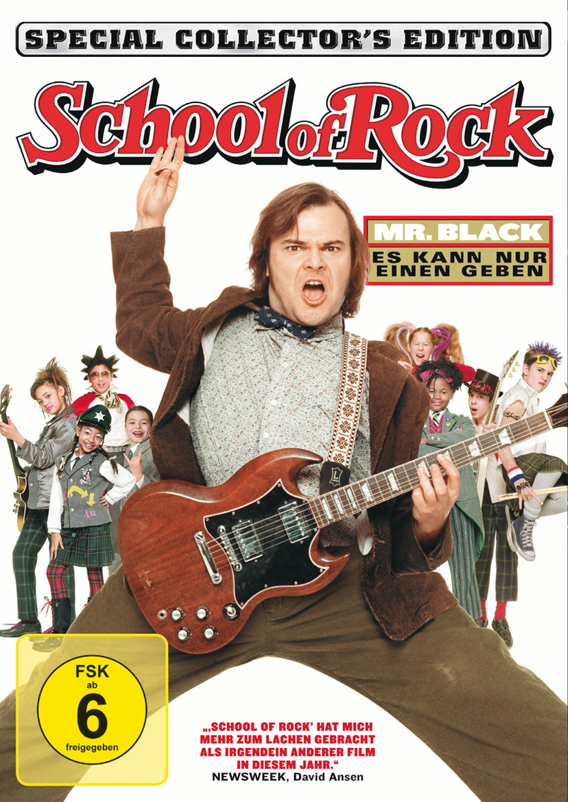 School of Rock [Special Collector´s Edition]